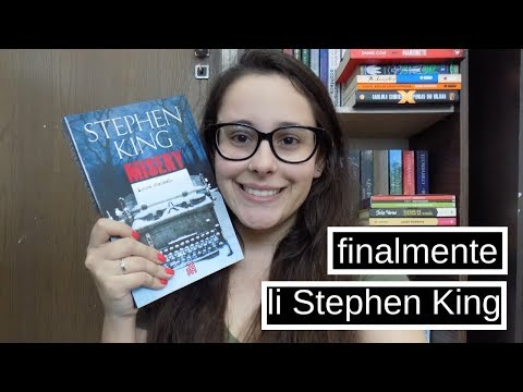 MISERY, de Stephen King | Rotina Literária
