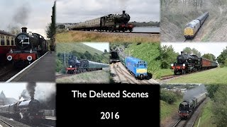 With the 'Best of 2016' going live tomorrow, we take a look at some scenes that didn't quite make the cut this year. These shots haven't previously been publ...