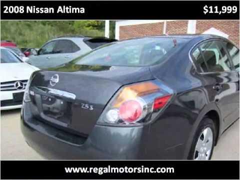 2008 Nissan Altima Used Cars Stafford VA