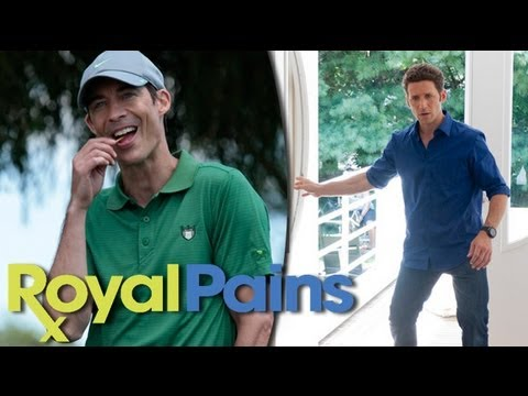 "Royal Pains 3x16 Season 3 Finale Scoop: ""This One's For Jack"" Sneak Peek"