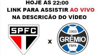 LINK PARA ASSISTIR: http://adf.ly/1GXaCG OU http://adf.ly/1GjiNf Assistir São Paulo X Grêmio ao vivo hoje 06/06/2015...