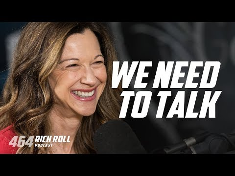 Stories From A Therapist In Therapy: Lori Gottlieb | Rich Roll Podcast