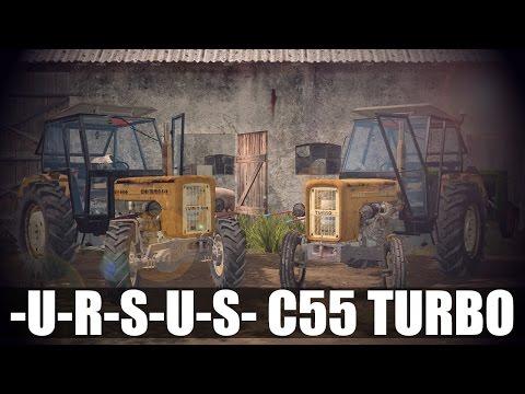 Ursus C-355 Turbo v2