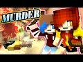 Minecraft Murder - There's a Glitch in the Murder Matrix - DOLLASTIC PLAYS with RadioJh Games Audrey