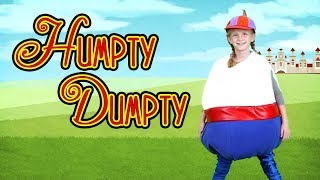 Humpty Dumpty   Educational   Kids Videos   Nursery Rhyme   Family Friendly