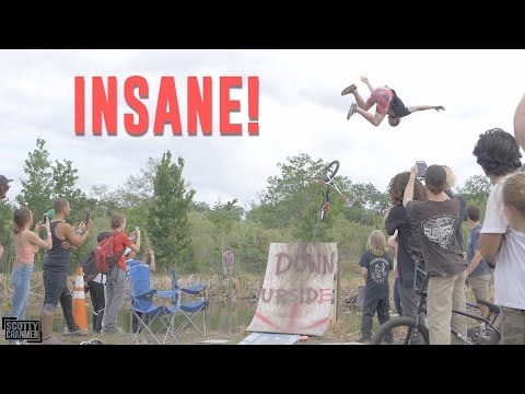 WE SURVIVED THE CRAZIEST BMX EVENT!_Legjobb videók: Extrém