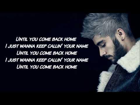 Zayn ft. Taylor Swift - I Don't Wanna Live Forever   Lyrics On Screen