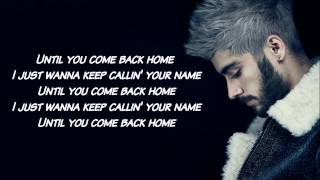 Zayn ft. Taylor Swift - I Don't Wanna Live Forever | Lyrics On Screen