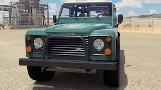 Land Rover Defender 90 1997 - Forza Horizon 3 - Test Drive Free Roam Gameplay (HD) [1080p60FPS]