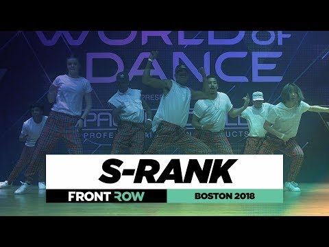 S-Rank | FrontRow | World of Dance Boston 2018 | #WODBOS18
