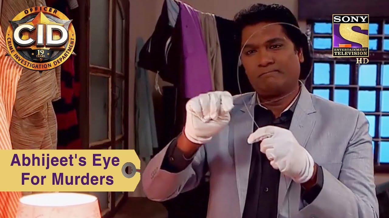 Your Favorite Character   Abhijeet's Eye For Criminals   CID