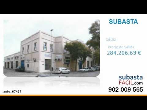 Subasta Judicial - Cádiz - Local