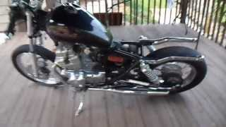 8. 2007 Honda 250 Rebel motor FOR SALE. Parting out bike. Metro Atlanta