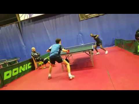 Ismaila Akindiya VS Luke Savill