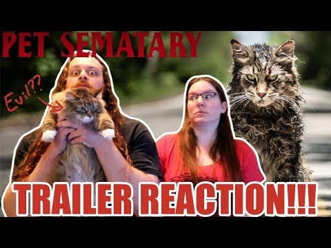 Pet Semetary (2019) Trailer 1 Reaction