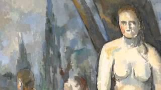 The Large Bathers (cézanne)