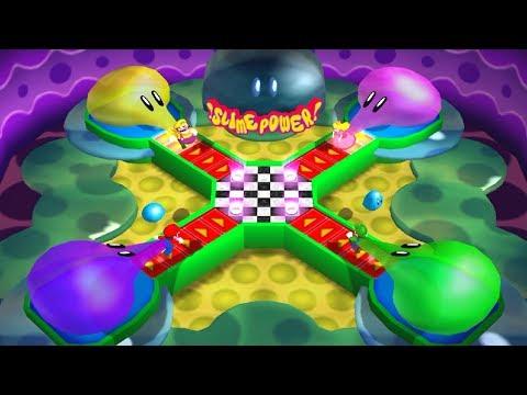 Mario Party Series - Button Mashing Minigames (Master CPU)
