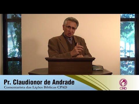 Lição 12 - Lições Bíblicas Adultos - 4º Trim./2015