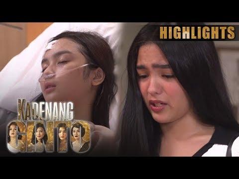 Marga, naluha nang dalawin si Cassie   Kadenang Ginto (With Eng Subs)