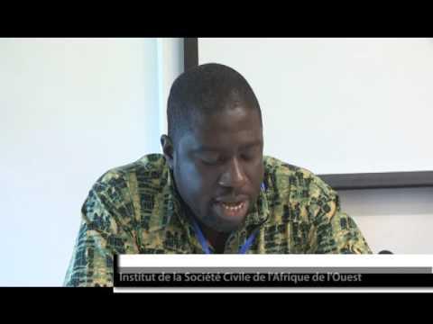 Réunion sur les politiques des drogues au Bénin