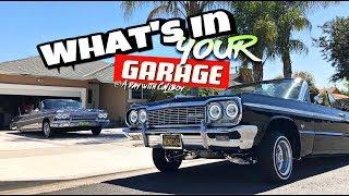 Video What's in your Garage Ep.6 (Jonathan Moraza's 62 impala (Watch in HD/4k) MP3, 3GP, MP4, WEBM, AVI, FLV Juni 2019