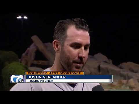 Justin Verlander picks up career strikeout No. 2,500