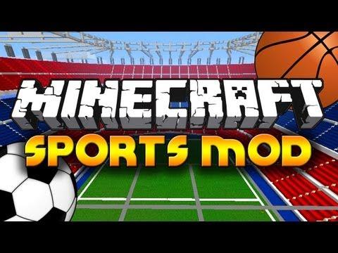 Sports Mod 1.6.2 - Sport w Minecraft! + Instalacja (Minecraft PL Mody)