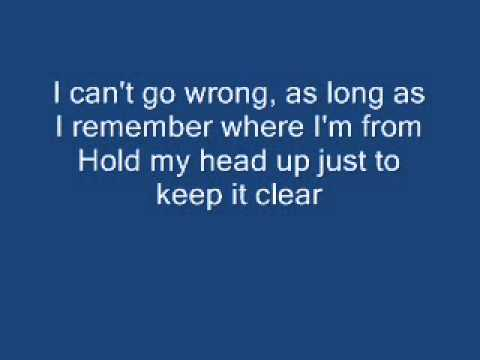 Phillip Phillips - Can't Go Wrong Official Lyrics [EXCLUSIVE]