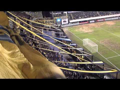 Boca Cali Lib16 / Gol de Fabra - La 12 - Boca Juniors
