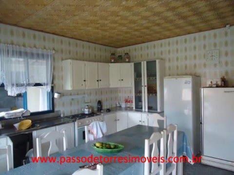 Casa p/ venda na praia em  Passo de Torres SC. Casa 166