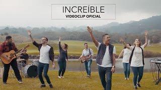 Increíble feat Evan Craft Videoclip Oficial Miel San Marcos