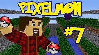 Pixelmon: Episode 7: Boss Farm!