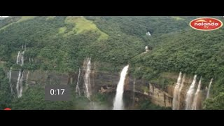 Cherrapunji India  city photos gallery : CHERRAPUNJI WATER FALLS / MEGHALAY ,INDIA.