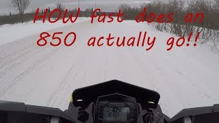10. patriot 850 top speed!!