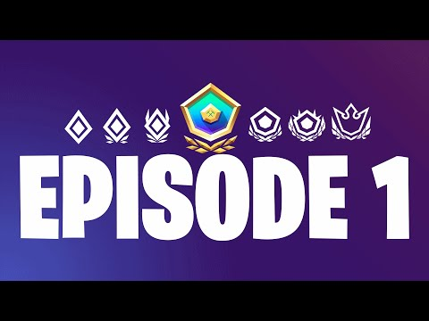 Fortnite Arena EP1 - OPEN LEAGUE