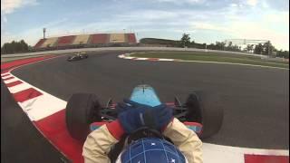 Download Lagu Driving a F1 Benetton B198 at the Catalunyan Spanish Grand Prix circuit near Barcelona. Mp3