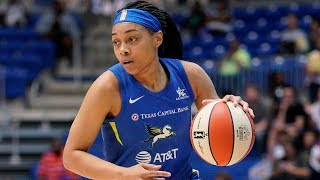 Allisha Gray Notches Career-High 22 PTS In Wings Third Straight Win by WNBA