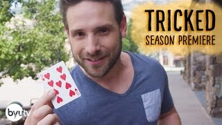 Tricked - Wanna See a Magic Trick? with Eric Leclerc - BYUtv