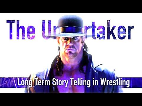 The Undertaker: Long Term Story Telling in Wrestling
