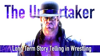 Video The Undertaker: Long Term Story Telling in Wrestling MP3, 3GP, MP4, WEBM, AVI, FLV Maret 2019