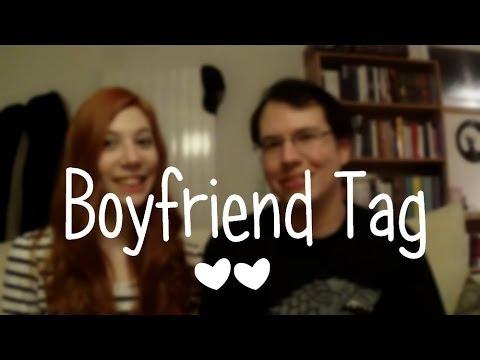 Boyfriend TAG (видео)