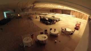 تايم لابس لتحضيرات حفل جائزة الملك فيصل العالمية في فندق الفيصلية بالرياض