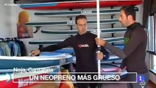 Enjoy SUP School en España Directo (TVE)