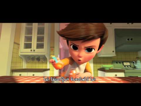 The Boss Baby - What's Going On: Feeding The Baby (ซับไทย)