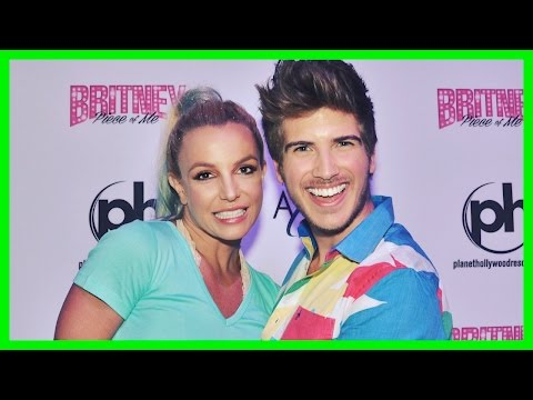 Joey graceffa meet and greet vlog with britney spears pieceofme joey graceffa meet and greet vlog with britney spears pieceofme britneyspears absolute britney m4hsunfo