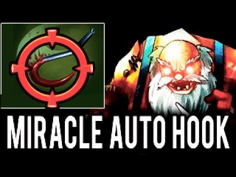 Miracle- [Pudge] WTF Impossible VAC BAN HOOKS 7.06 DOTA 2