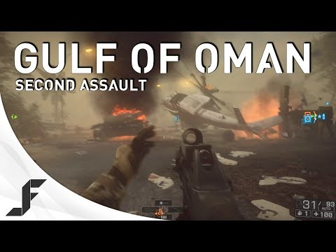 assault - Some gameplay recorded today on Xbox One. Gulf Of Oman Battlefield 4 Second Assault gameplay - Sandstorm, F2000 and AS VAL I also have videos of all 3 other ...