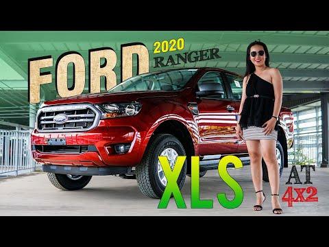 Ford Ranger XLS 2020 Giá 625 Triệu   Xe Bán Tải Ford Ranger 1 Cầu Số Tự Động Bán Chạy Nhất   Gái Mê Xe