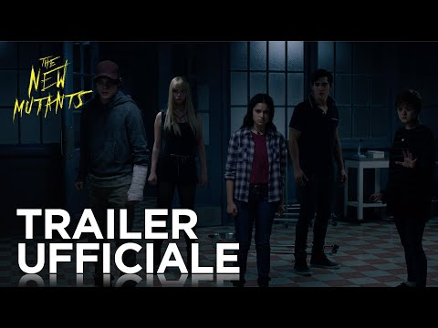 Preview Trailer The New Mutants, trailer ufficiale italiano
