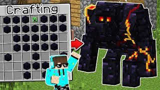 Video TERBONGKAR RAHASIA MEMBUAT GOLEM TERKUAT DI DUNIA MINECRAFT MP3, 3GP, MP4, WEBM, AVI, FLV Mei 2019